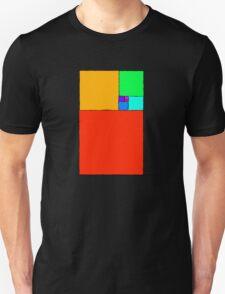 Golden ratio Unisex T-Shirt