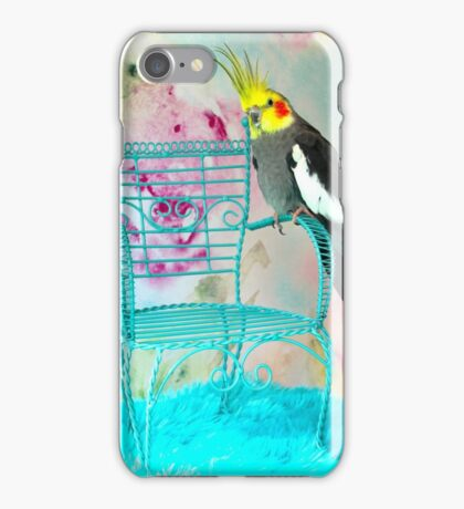 Cockatiel 2 iPhone Case/Skin