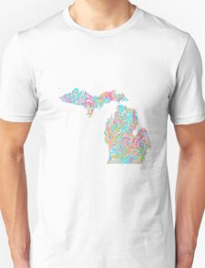 Lilly States - Michigan T-Shirt