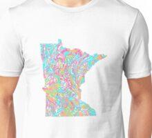 Lilly States - Minnesota Unisex T-Shirt