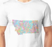 Lilly States - Montana Unisex T-Shirt
