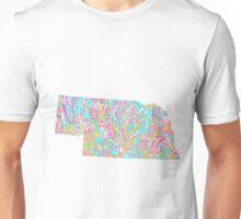 Lilly States - Nebraska Unisex T-Shirt