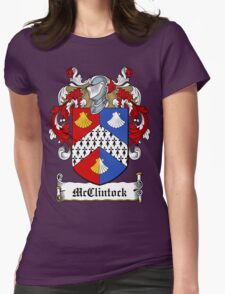 McClintock (Donegal) Womens Fitted T-Shirt