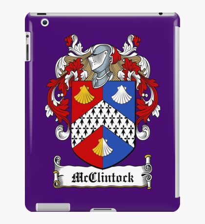 McClintock (Donegal) iPad Case/Skin