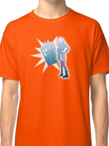 Amy Pond and the TARDIS Classic T-Shirt