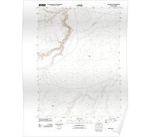 USGS Topo Map Oregon Oregon Butte 20110824 TM Poster