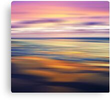 Blue Horizon Canvas Print