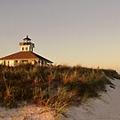 Coming up to Boca Grande Lighthouse by katievphotos