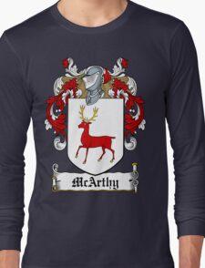 McCarthy (Cork) Long Sleeve T-Shirt