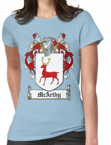 McCarthy (Cork) Womens Fitted T-Shirt