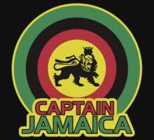 Captain Jamaica Kids Clothes