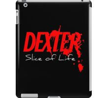 Slice of Life Dexter Boat Logo Movie TV iPad Case/Skin