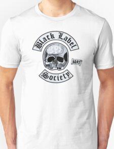 Society Movie Black Label T-Shirt