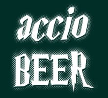 Accio Beer! by trekvix