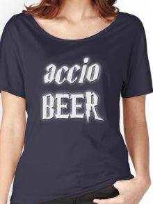 Accio Beer! Women's Relaxed Fit T-Shirt