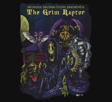 The Grim Raptor ( with Title ) by neoflux