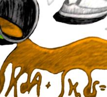 Coffee theorems Sticker