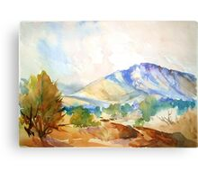 Magaliesberg Mountains 2 Canvas Print