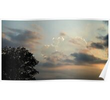 TRANSLUCENT SKY Poster