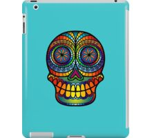 Rainbow Skull iPad Case/Skin