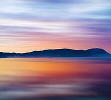 Headland Dawn by David Alexander Elder