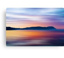 Headland Dawn Canvas Print