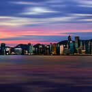 Hong Kong Morn by David Alexander Elder