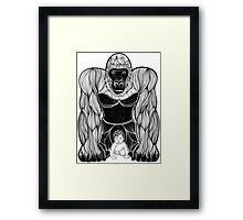 Tarzan Framed Print