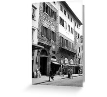cityscapes #264, apace Greeting Card