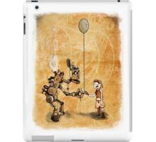 Robot Balloon iPad Case/Skin