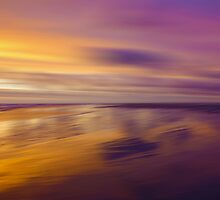 Lilac Evening by David Alexander Elder