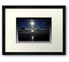 """"""" Genesis """" Framed Print"""