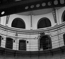 Panopticon, Kilmainham Gaol, Dublin Sticker