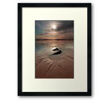 springtide... Framed Print