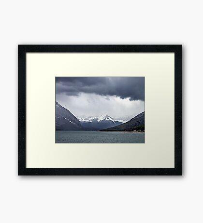 A Far and Wondrous Place Framed Print
