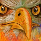 Eyes of A Predator by joelionbat