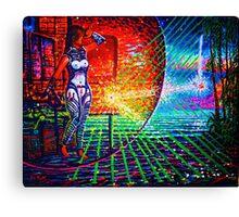 Future Seed Canvas Print
