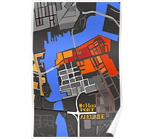#ihartPortAdelaide - The Map Poster