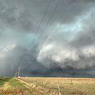 Dual Tornadoes!  by Jeremy  Jones