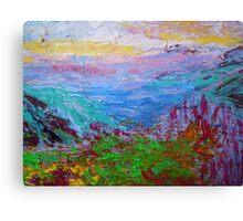 Landscape-Shangrila Canvas Print