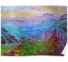 Landscape-Shangrila Poster
