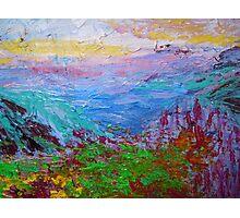 Landscape-Shangrila Photographic Print