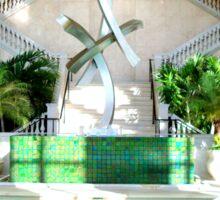 Poolside - Borgata Hotel & Casino  ^ Sticker