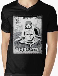 The Empress Tarot Card Mens V-Neck T-Shirt
