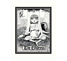 The Empress Tarot Card Art Print