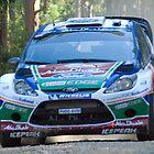 Jari-Matti Latvala , WRC Rally Australia 2011  by Adrian Paul