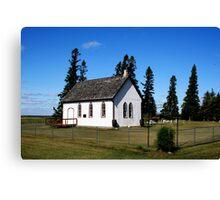 All Saints-Ironview Church Canvas Print