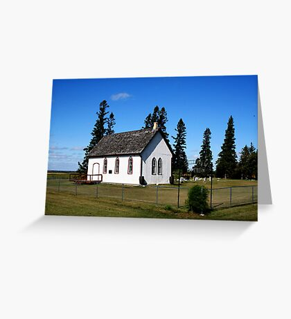 All Saints-Ironview Church Greeting Card