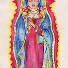 Sagrado Frida by Danielle Bain