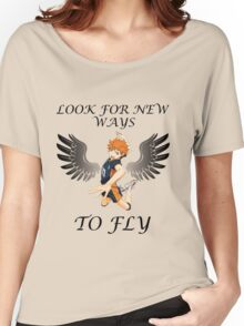Look For New Ways To Fly Women's Relaxed Fit T-Shirt